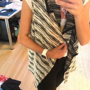 dolan Jackets & Coats - Sleeveless shawl vest